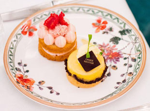 The Drawing Room Petit Fours