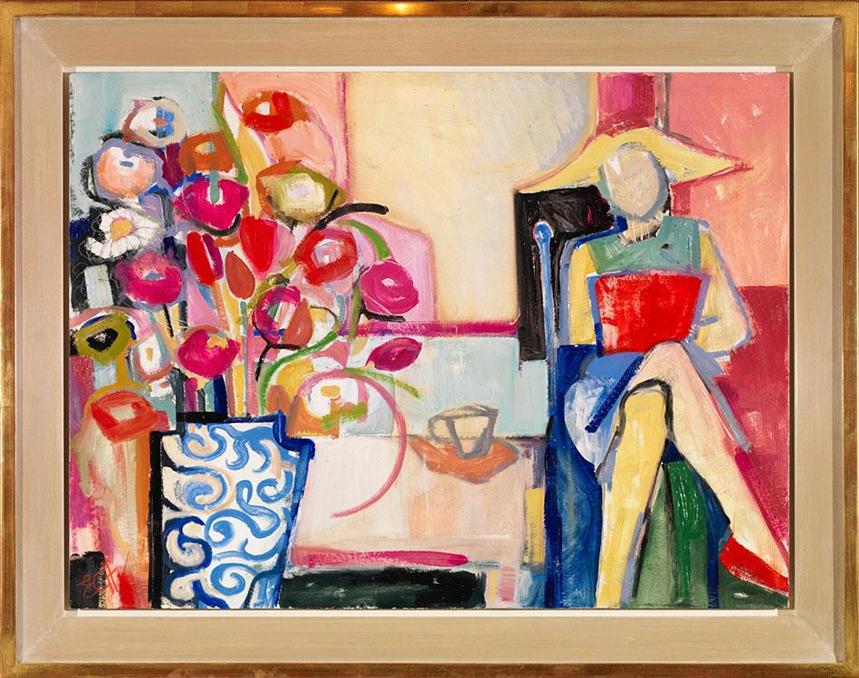 Artwork in Ormer Mayfair