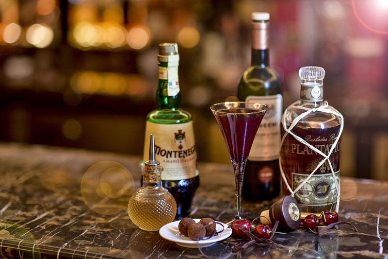 Manettas Signature Cocktail
