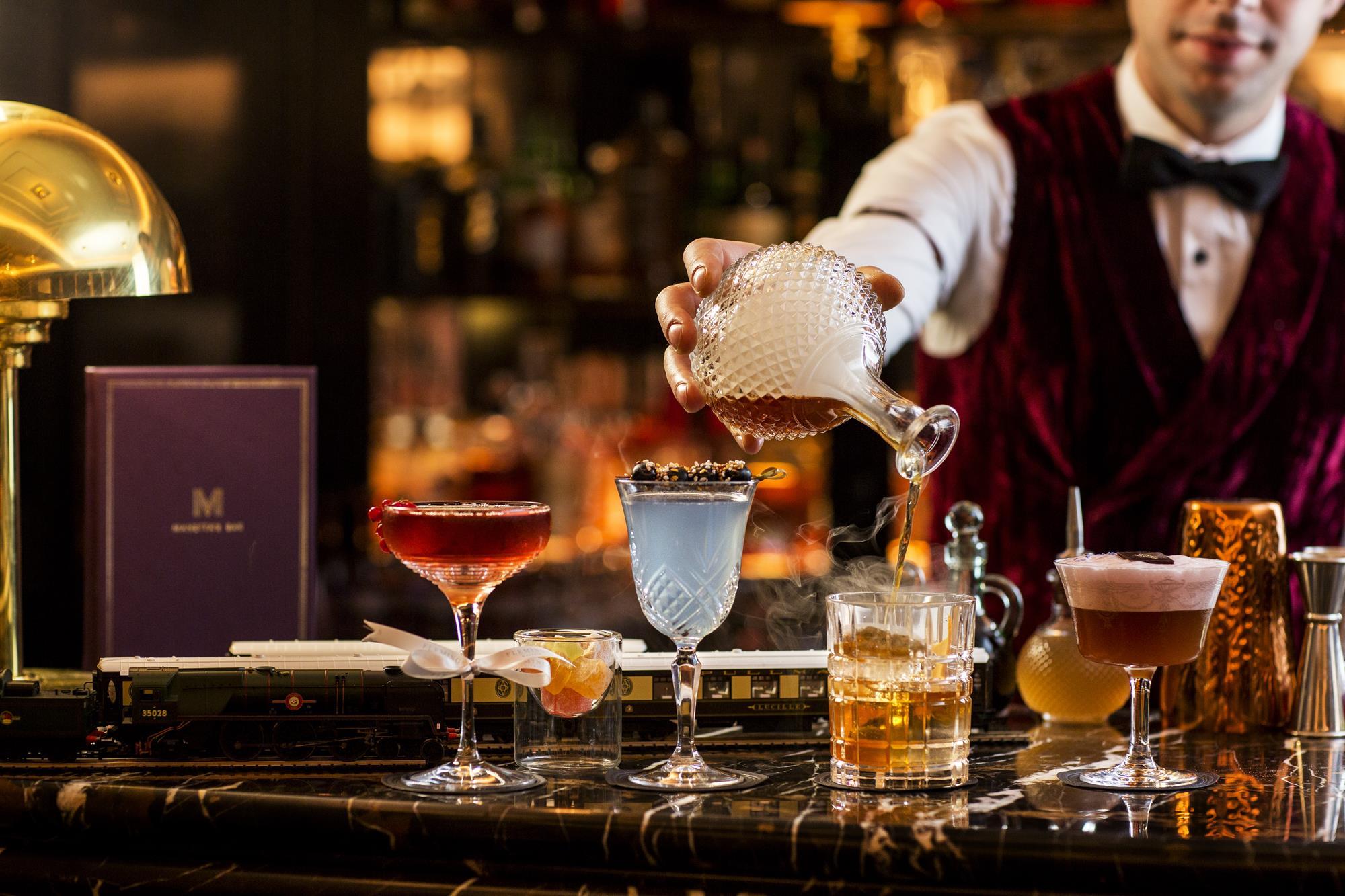 Orient Express Cocktails