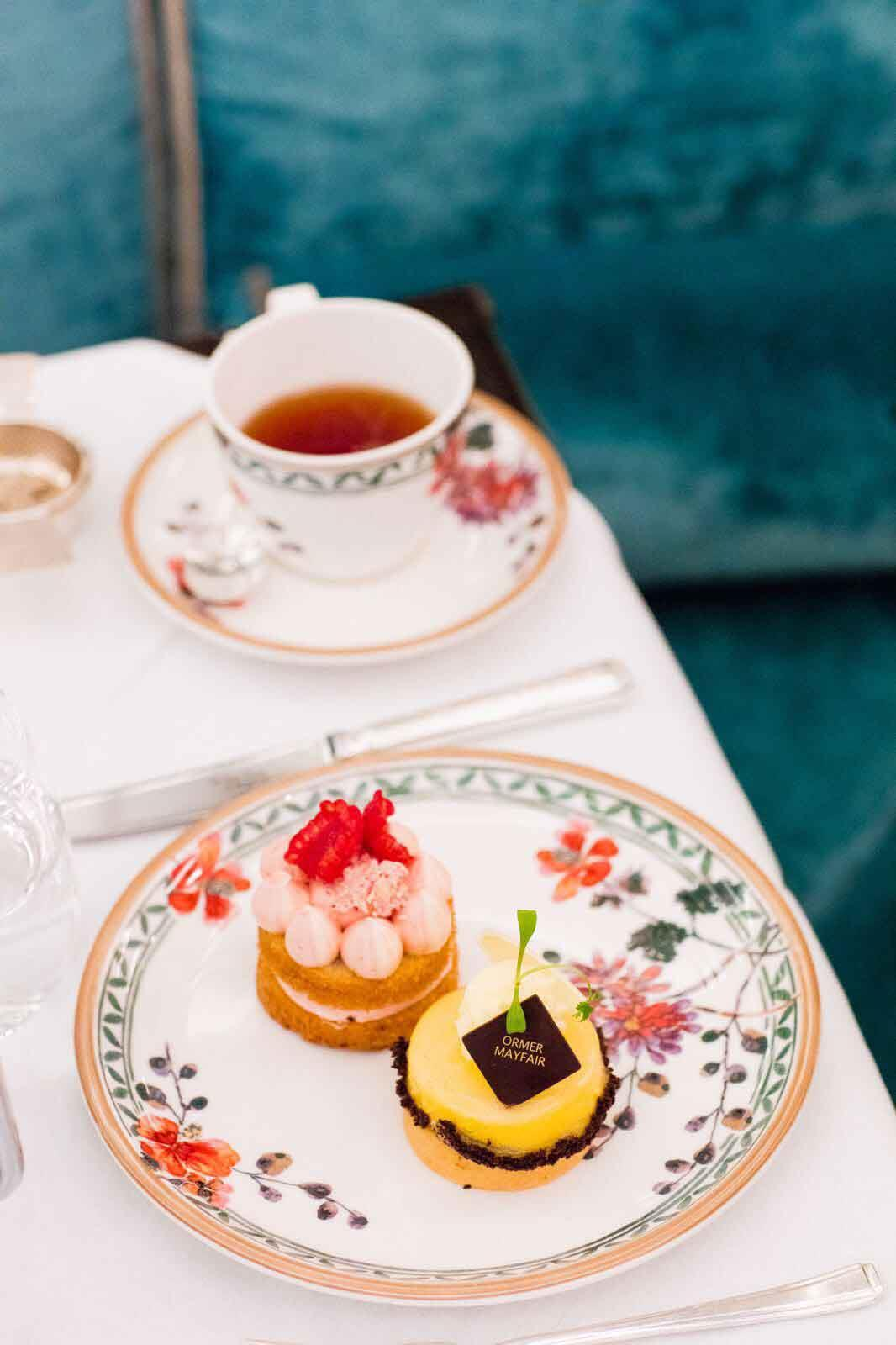 Afternoon Tea The Drawing Room