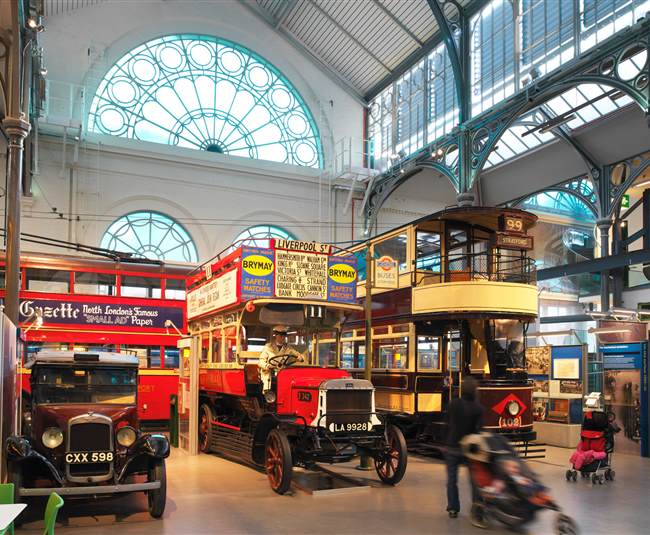 London Transport Museum 1