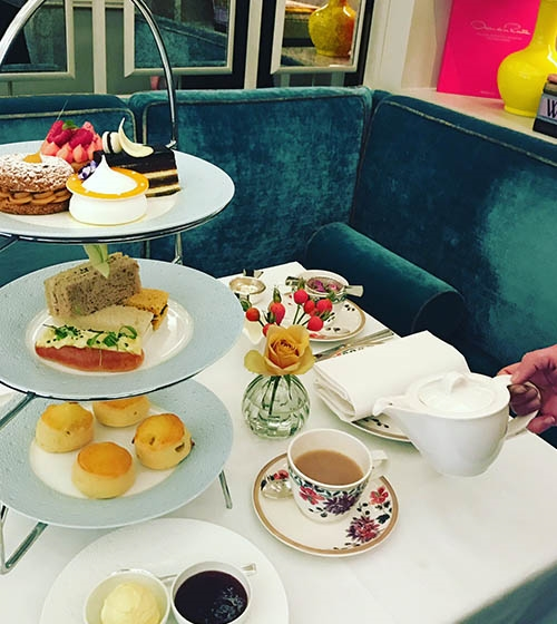 Best Deals For Afternoon Tea In Mayfair London