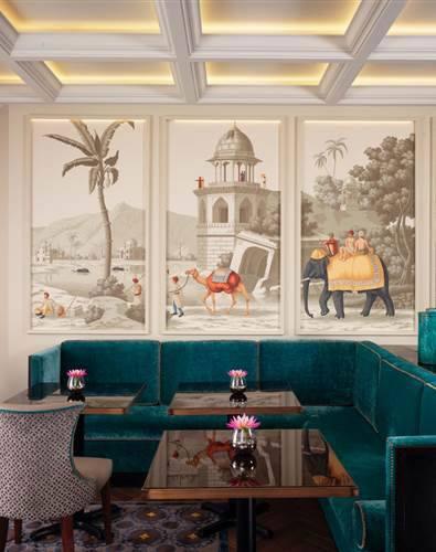 Flemings Mayfair Tea Room