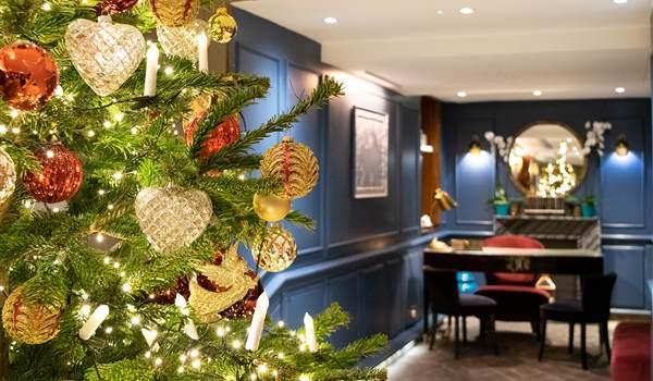 Christmas tree Flemings