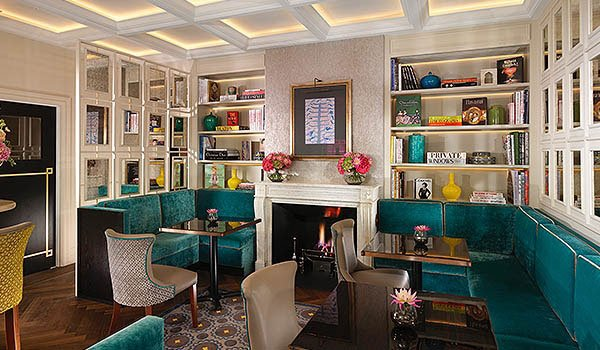 Drawing Room Tea Mayfair