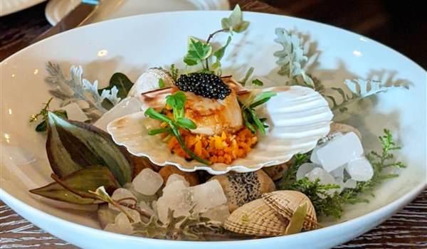 Scallop dish 3  Nov 2020