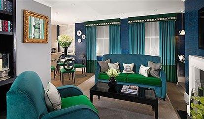 Luxury 1 Bedroom Apartment In Mayfair