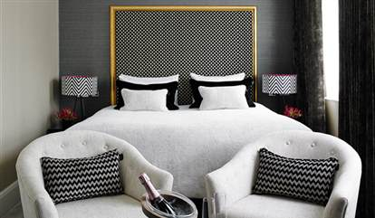 709  Penthouse bedroom