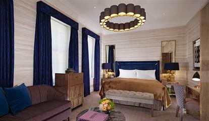 Junior Suite bedroom  med res
