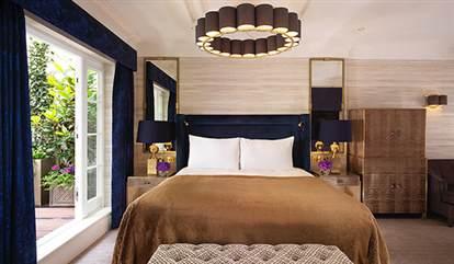 Studio Suite bedroom  med res