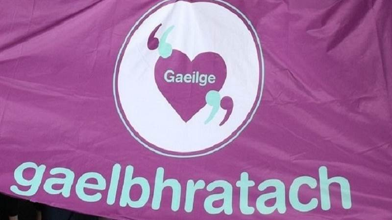 Gaelbhratach flags presented to over 70 schools nationwide