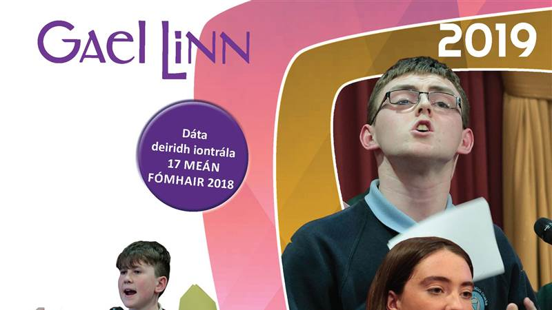 Comórtas Uí Chadhain Gael Linn 2019 Debating Champions Celebrate!