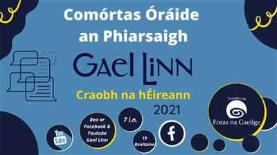 Craobh na hÉireann - Comórtas Óráide an Phiarsaigh 2021!