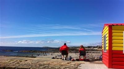 Lifeguards Slathill Galway Bay