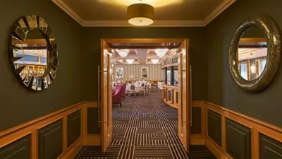 Entrance to Garryvoe Ballroom