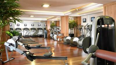 Hotels in County Cork with  Gym and Swimming Pool at Garryvoe 4 Star Hotel