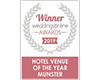 Hotel Venue of the year Munster