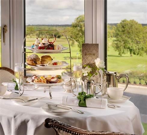 Afternoon Tea Galway Glenlo Abbey Hotel