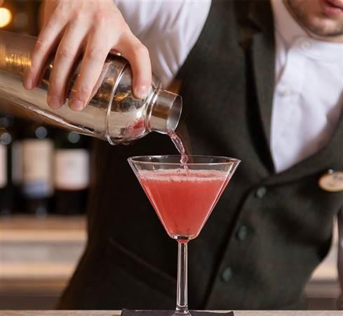 Cocktails at Glenlo