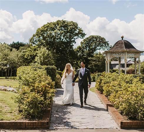 Catherine and Sean Wedding