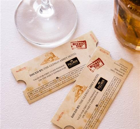 Glenlo Abbey Pullman Tickets