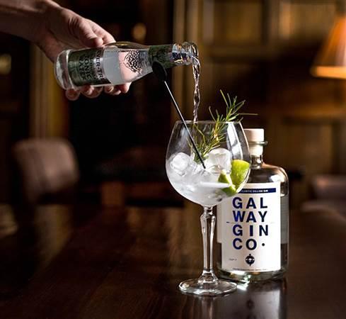 Oak Cellar Bar at Glenlo Abbey Hotel