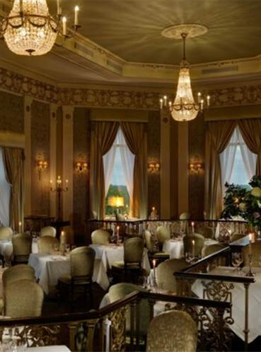 Private Dining Galway at Glenlo Abbey 5 star hotel