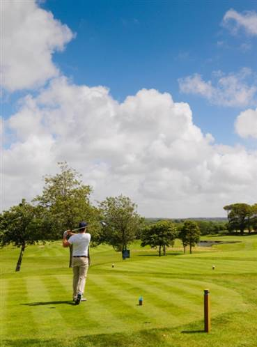 Galway golf resort at Glenlo Abbey 5 star
