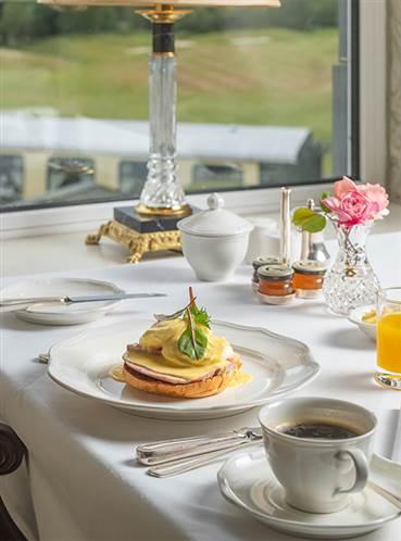 Dine in Style  Breakfast