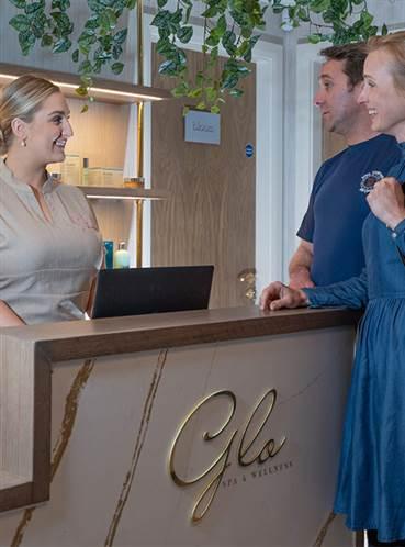 Galway Spa at Glenlo Abbey 5 star hotel