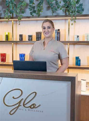 Glo Spa & Wellness at Glenlo Abbey 5 star hotel in Galway