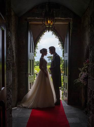 Glenlo Abbey Hotel Gway Wedding Venue Be