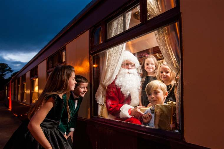 Christmas 2 night Package  Glenlo Abbey Hotel 999 Per Person
