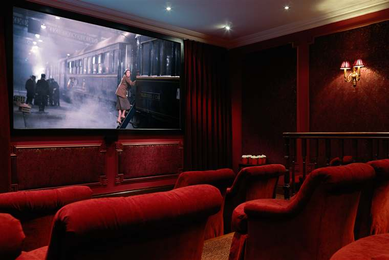 Fireside bites & Cinema delights Glenlo Abbey Hotel 240