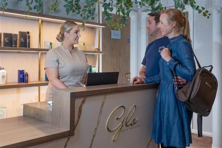 Hotel and Spa Galway   Spa Breaks Galway   Glenlo Abbey 5 Star