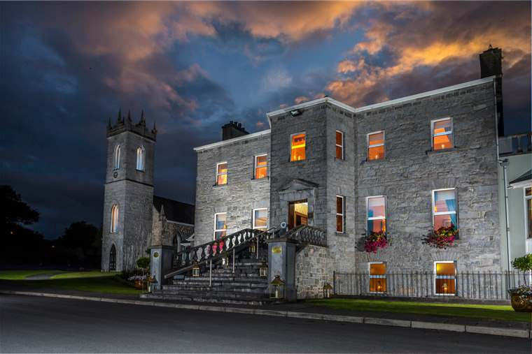 Hotels with Dinner Deals | Glenlo Abbey 5 Star Hotel Galway