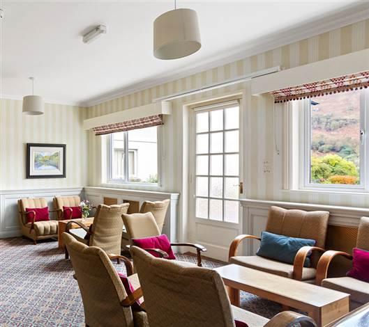 Gougane Barra Hotel Sitting Room