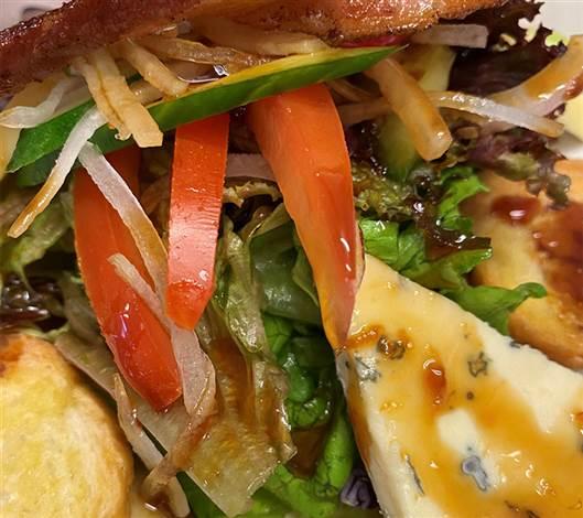 West Cork Cheese Salad