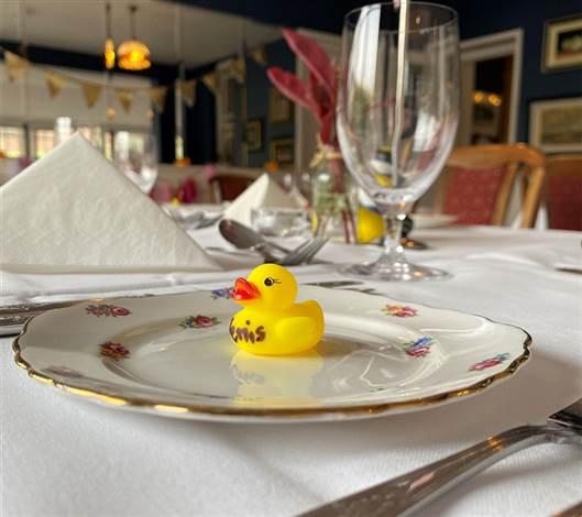 Ducky Vintage Wedding
