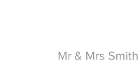 Mr & Mrs Smith Hotel Collection Logo Mr & Mrs Smith Hotel Collection Logo