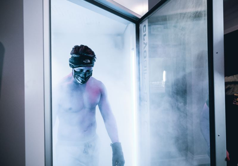ELITE Cryotherapy Chamber