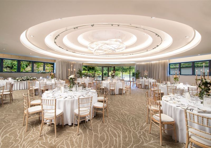 Grantley Suite Wedding Breakfast MLS A5