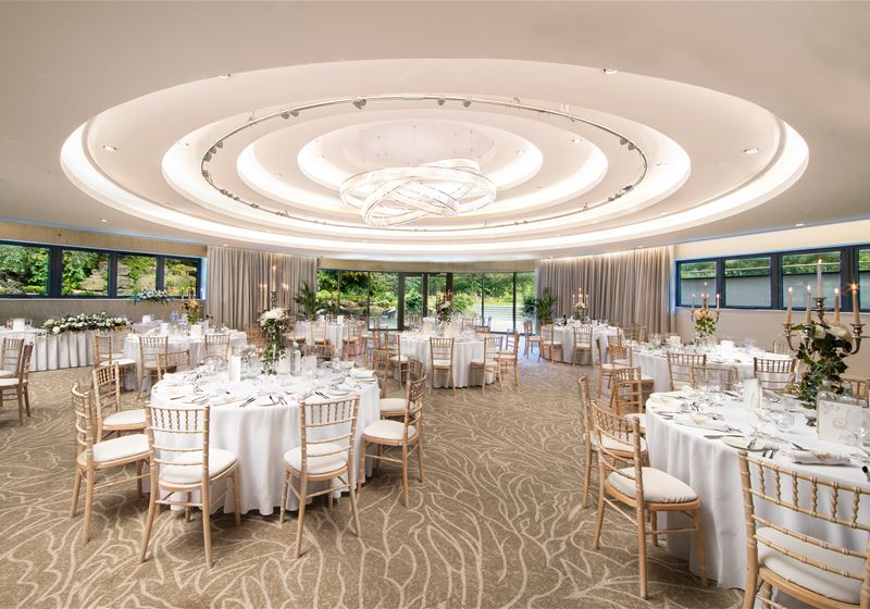 Grantley Suite Wedding Breakfast MLS A5