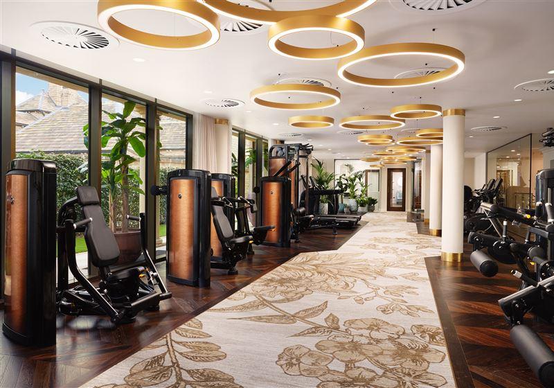 Luxury Gym at ELITE web