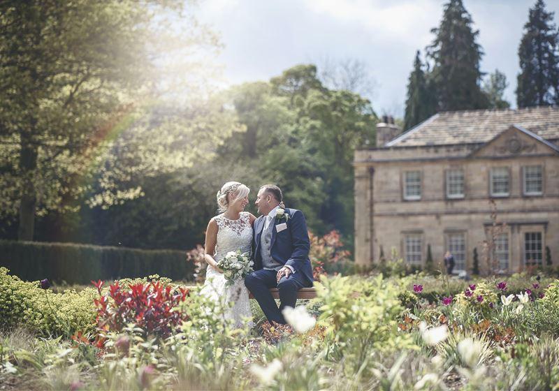 Wedding at Grantley Hall