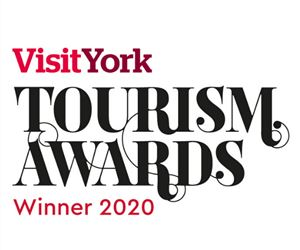 Visit York Tourism Award 2020