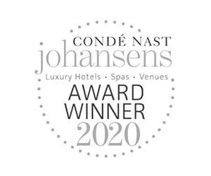 Conde Nast Johansens Award 2020