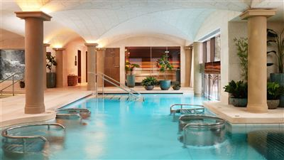 Hotels with Hydrotherapy Spa at Grantley Hall in Yorkshire
