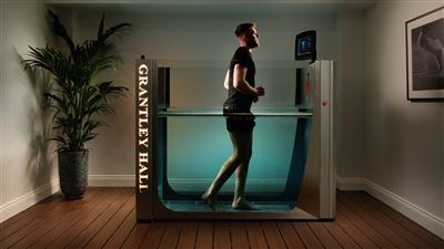 ELITE UnderwaterTreadmill